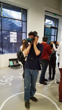 360° - atelier de recherche et création